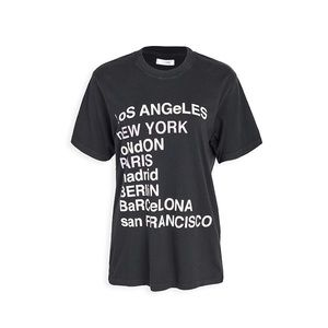 Anine Bing Lili Tee City Love Shirt